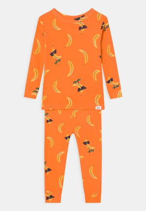 TODDLER BANANA UNISEX  - Pyjama set - orange peel