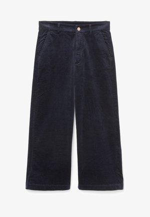 Trousers - scandinavian blue