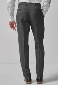 Next - Puvunhousut - mottled grey - 1