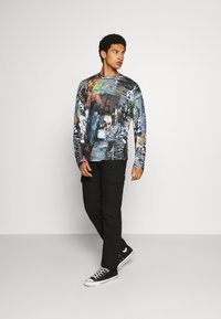 Jaded London - ELECTRIC COLLAGE - Long sleeved top - multi-coloured - 1