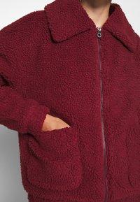 ONLY - ONLEMMA JACKET - Winter jacket - pomegranate - 5