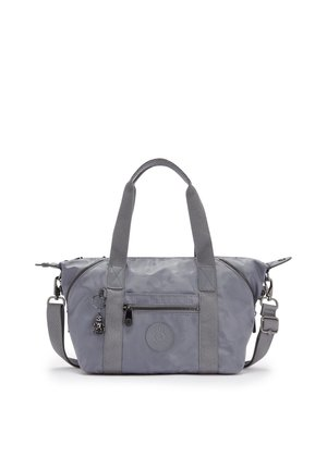 ART MINI - Handbag - grey camo jq