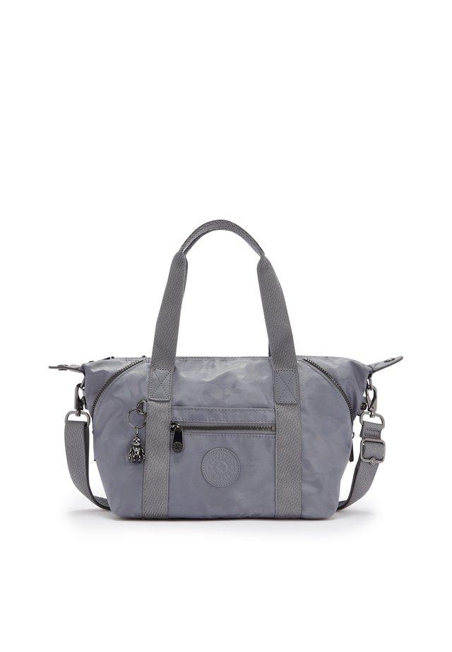 ART MINI - Handtasche - grey camo jq
