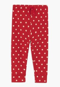 GAP - DOT PANT BABY 2 PACK - Leggings - Trousers - ivory frost - 2