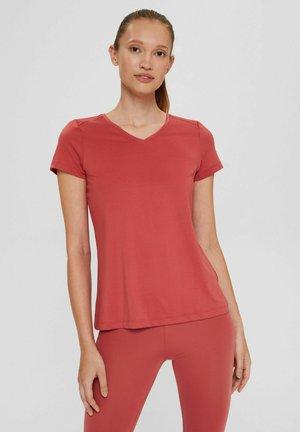 MIT E DRY - T-shirt basique - blush