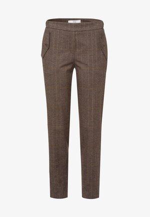 STYLE MAREEN S - Trousers - walnut