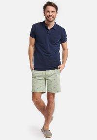 Shiwi - BART - Polo shirt - dark navy - 1