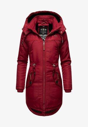 KAMII - Winter coat - bordeaux