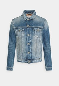 Gabba - DAVE  - Spijkerjas - dark-blue denim - 0