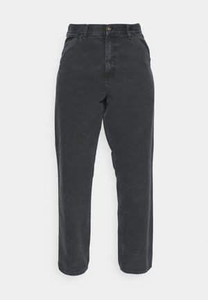 DEARBORN SINGLE KNEE PANT - Trousers - black worn