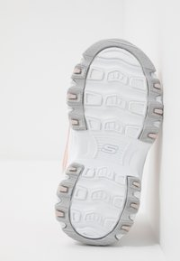 Skechers - D'LITES - Baskets basses - light pink/white - 4
