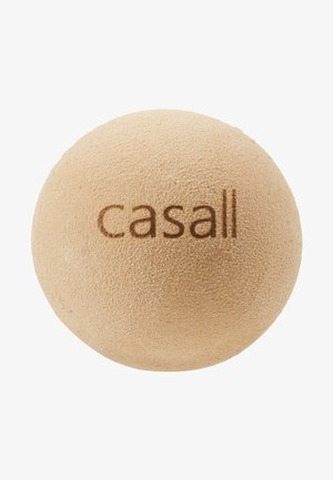 PRESSURE POINT BALL - Fitness/yoga - beige