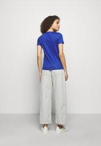 CLOSED - WOMENS DELETION LIST - Basic T-shirt - cobalt blue - 2