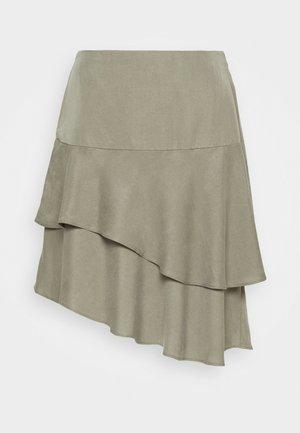 LAERA DOLPHINE SKIRT - A-line skirt - olive tree