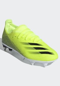 adidas Performance - X GHOSTED.3 SG FUTBALLSCHUH - Moulded stud football boots - yellow - 1