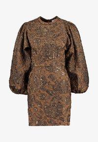 Samsøe Samsøe - SHORT DRESS - Cocktail dress / Party dress - argan oil - 6
