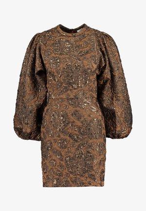 SHORT DRESS - Vestido de cóctel - argan oil