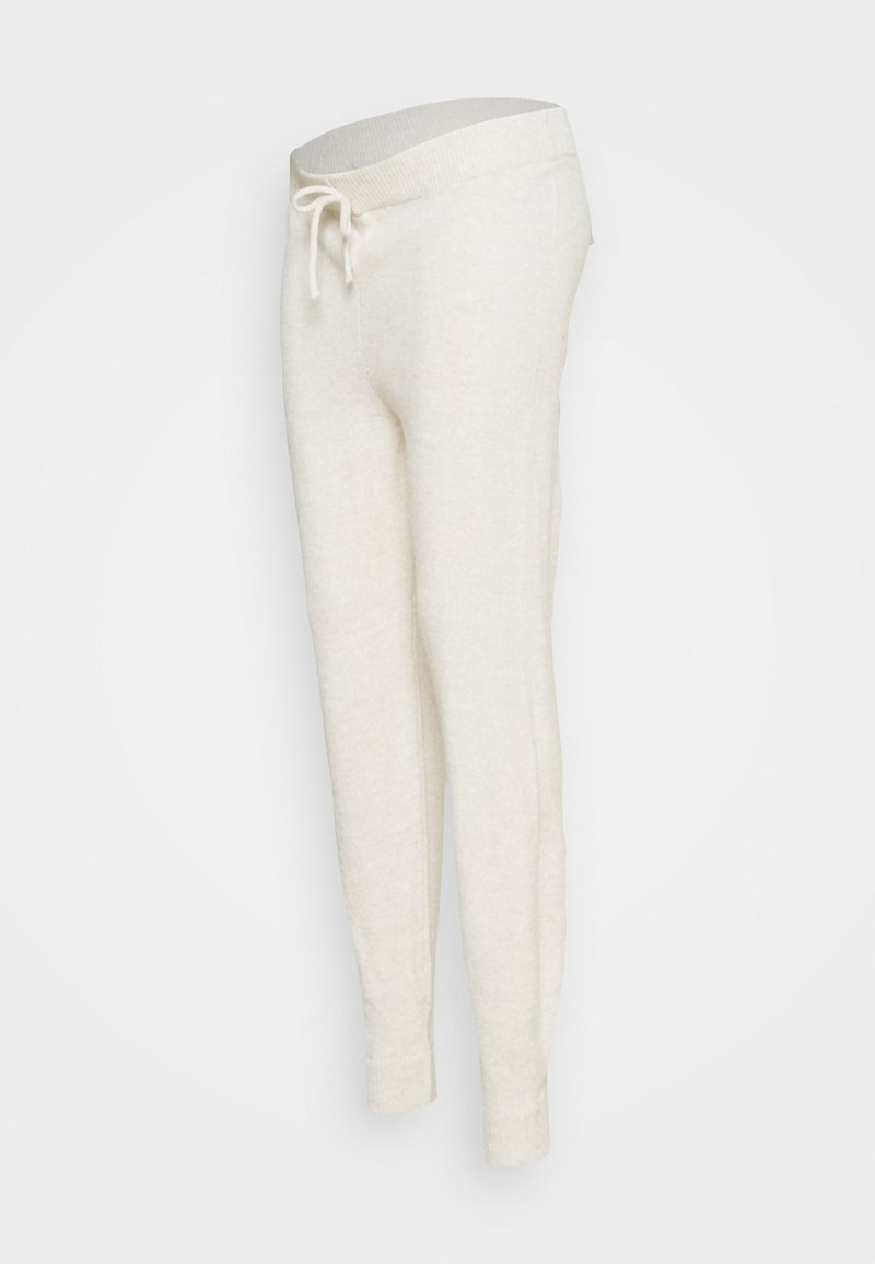Dorothy Perkins Maternity - LOUNGE JOGGER - Tracksuit bottoms - oatmeal