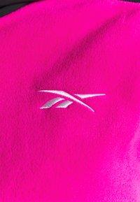 Reebok - WOR WARMING 1/4 ZIP - Hoodie - pink - 5