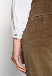 WEEKEND MaxMara - APICE - Trousers - camel - 5
