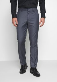 Selected Homme - SLHSLIM SUIT  - Anzug - stone - 4