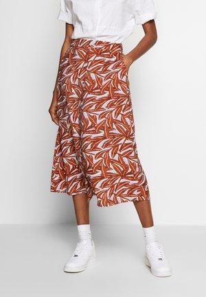 OBJORRIE DINAH KIRT - Pencil skirt - sugar almond