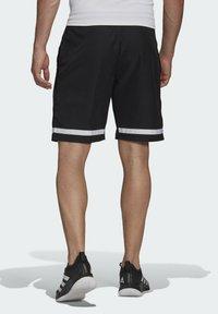 adidas Performance - Träningsshorts - black - 1