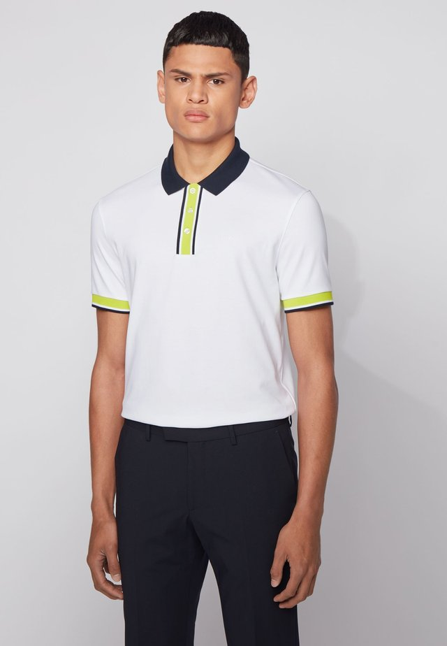 PHILLIPSON - Polo - white