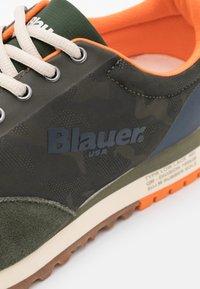 Blauer - DENVER - Sneakers - military green - 5