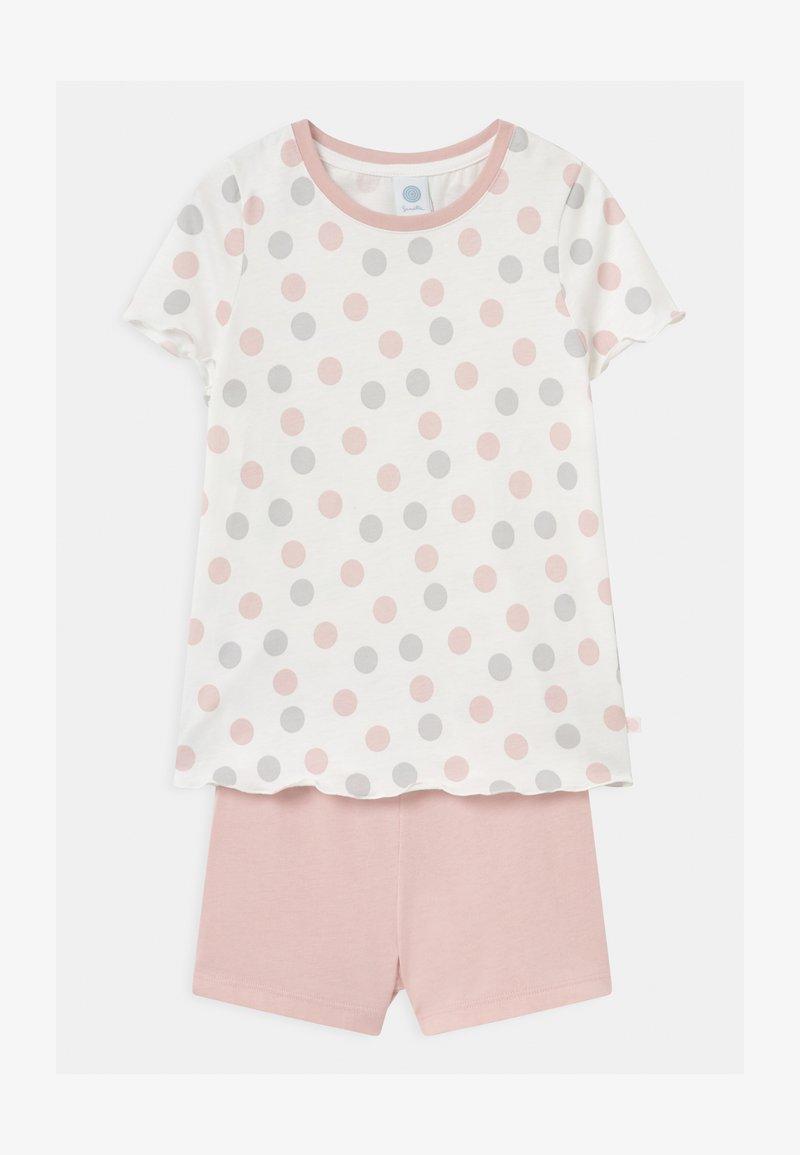 Sanetta - MINI SHORT - Pyžamová sada - white pebble