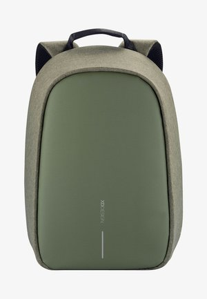 BOBBY HERO REGULAR - ANTI-THEFT - Tagesrucksack - green