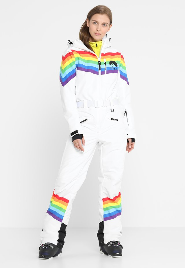RAINBOW ROAD - Snow pants - multi-coloured