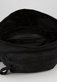 Zign - UNISEX - Bum bag - black - 5