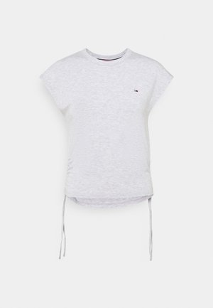 T-shirt basique - silver grey heather