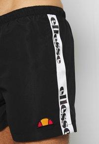 Ellesse - FADALDTO - Shorts da mare - black - 3