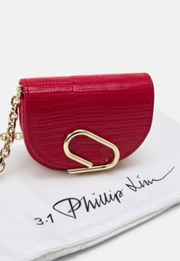 3.1 Phillip Lim - ALIX MINI CARDCASE ON CHAIN - Wallet - mars red - 4
