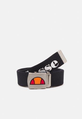 KAGALO UNISEX - TEENS - 9+YEARS - Belt - black