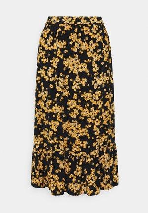 ESTRID MOROCCO SKIRT - A-line skirt - black