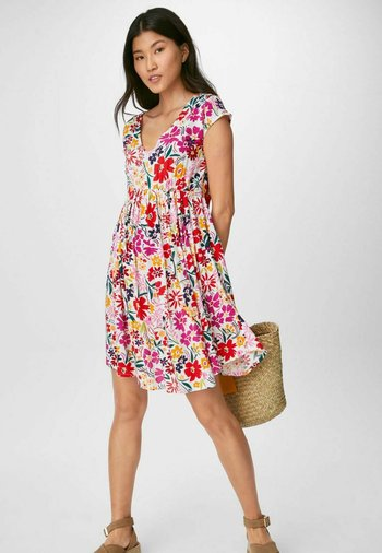 Vestido informal - multicoloured