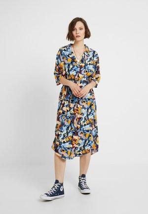 MAGGIE DRESS UNIQUE - Skjortekjole - multicolor