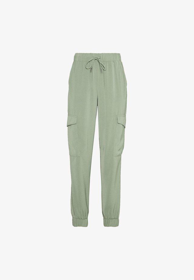 BYABEL PANTS  - Pantalon classique - sea green