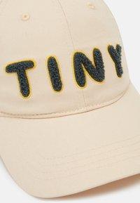 TINYCOTTONS - SOLID - Cap - cream - 3