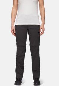 Mammut - RUNBOLD  - Trousers - grey - 0