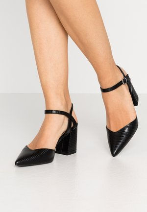 RAYLA - Zapatos altos - black