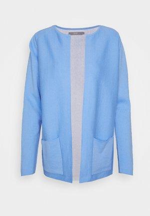 NORAMAI CARDIGAN - Kardigan - cornflower blue