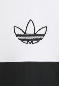 adidas Originals - ARCH HOOD - Sweatshirt - white/black - 2