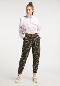 myMo - Light jacket - hellrosa - 1