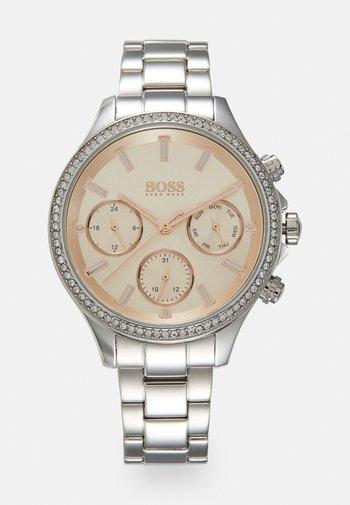 HERA - Watch - silver-coloured