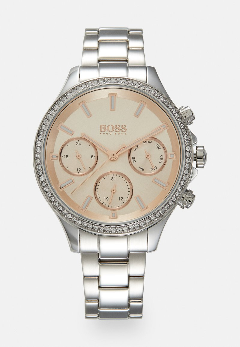 BOSS - HERA - Horloge - silver-coloured