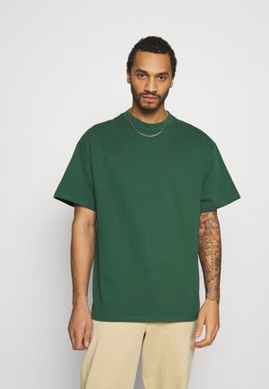 GREAT - T-shirt - bas - dark green